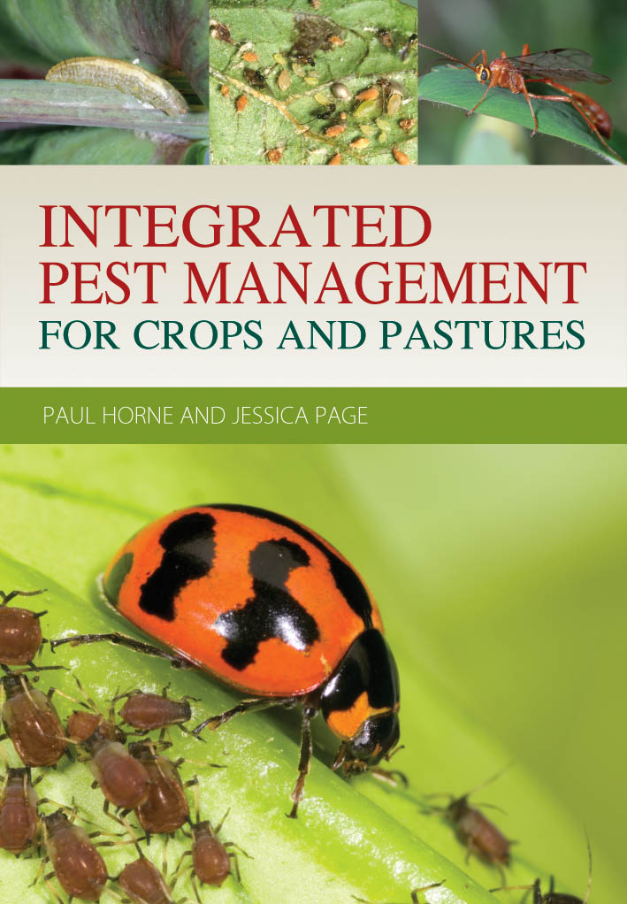 The cover image of Integrated Pest Management for Crops and Pastures, feat