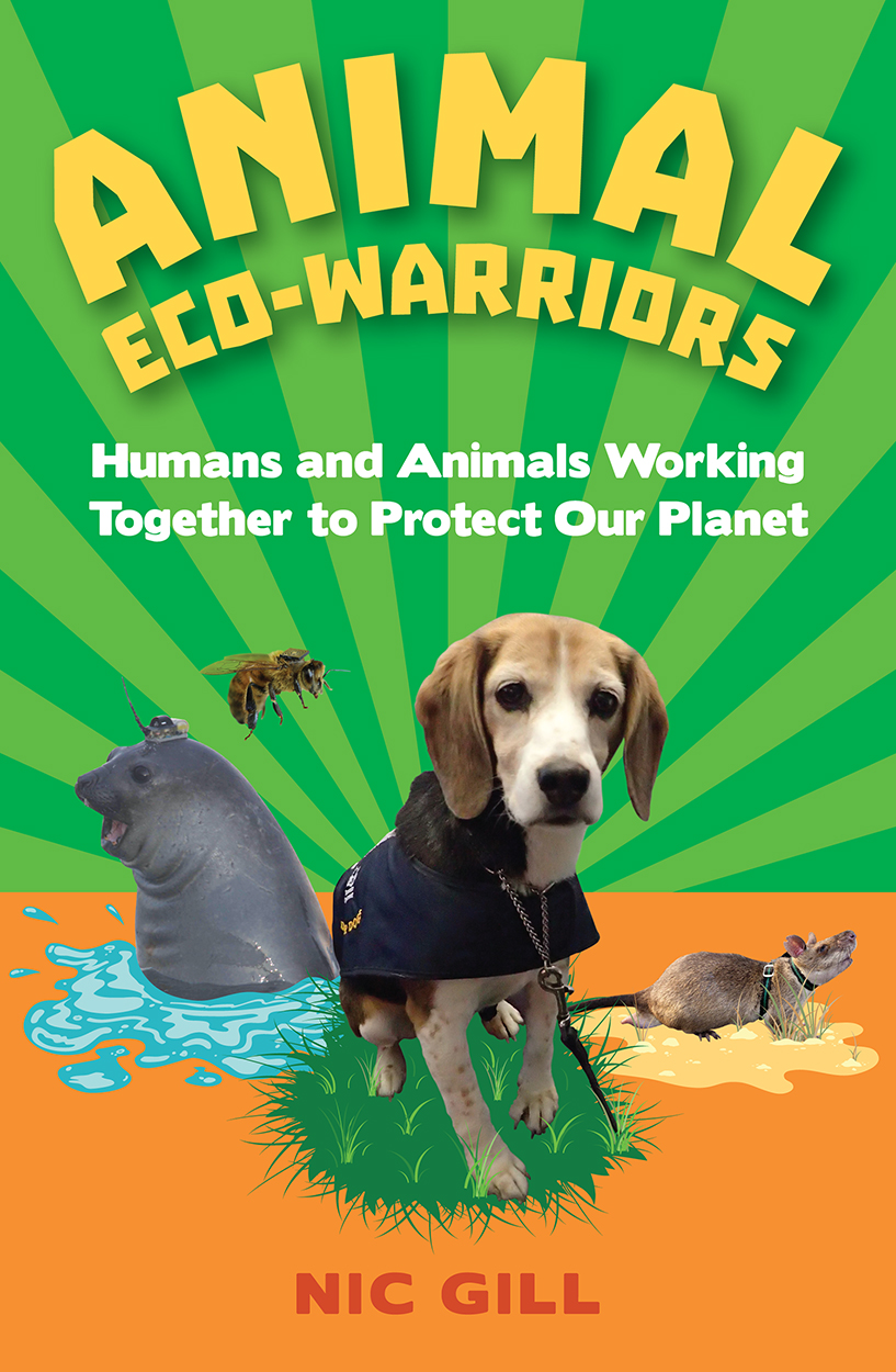 cover of Animal Eco-Warriors