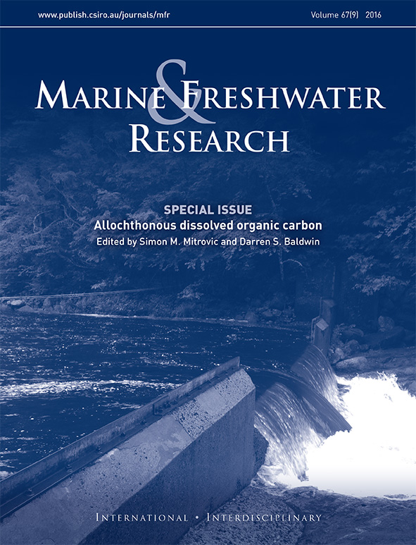 Cover image of a dam with title text over the top.