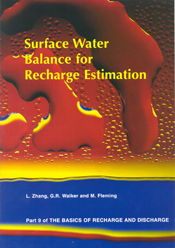 The cover image featuring water droplets in red and yellow, above a blue a