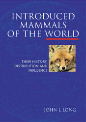 The cover image featuring a fox head, underneath the title word world, whi