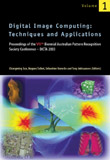 The cover image of Digital Image Computing: Techniques and Applications, f