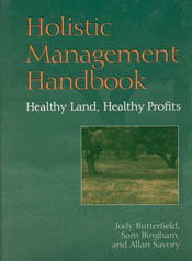 cover of Holistic Management Handbook