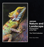 cover of ANZANG Nature and Landscape 03