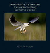 The cover image of ANZANG Nature and Landscape: The Fourth Collection, fea
