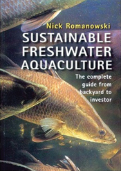 cover of Sustainable Freshwater Aquaculture