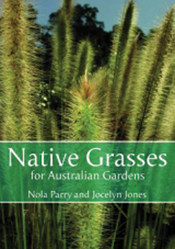 cover of Native Grasses for Australian Gardens