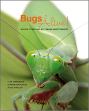 cover of Bugs Alive