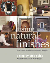 cover of Using Natural Finishes