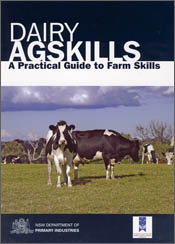 cover of Dairy Agskills