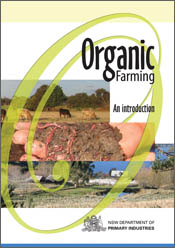 cover of Organic Farming: An Introduction
