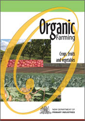 cover of Organic Farming: Crops, Fruits and Vegetables