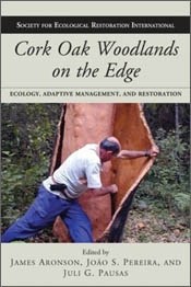 cover of Cork Oak Woodlands on the Edge
