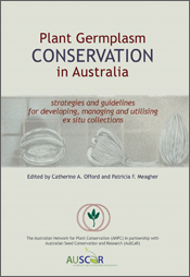 cover of Plant Germplasm Conservation in Australia