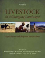 cover of Livestock in a Changing Landscape, Volume 2
