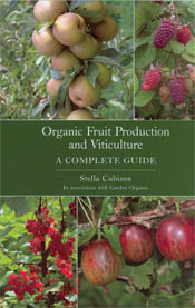 cover of Organic Fruit Production and Viticulture