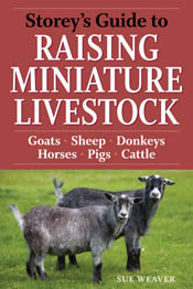 cover of Storey's Guide to Raising Miniature Livestock