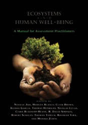 cover of Ecosystems and Human Well-Being