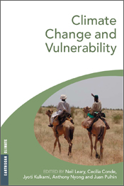 cover of Climate Change and Vulnerability
