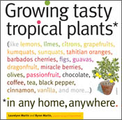 cover of Growing Tasty Tropical Plants