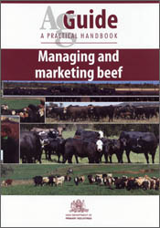 cover of Managing and Marketing Beef