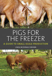 cover of Pigs for the Freezer