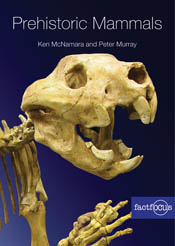 cover of Prehistoric Mammals