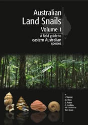 cover of Australian Land Snails Volume 1