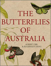 cover of The Butterflies of Australia