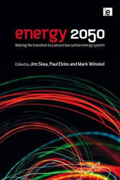 cover of Energy 2050