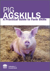 cover of Pig Agskills