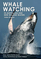 cover of Whale Watching in Australia and New Zealand Waters
