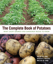 cover of The Complete Book of Potatoes