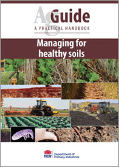 Cover image is a collage of small soil related images.