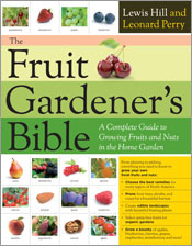 cover of The Fruit Gardener's Bible