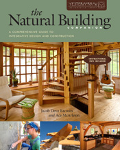 cover of The Natural Building Companion