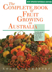 cover of The Complete Book of Fruit Growing in Australia