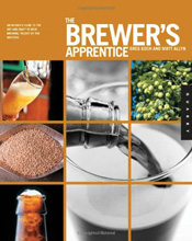 cover of The Brewer's Apprentice