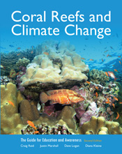 cover of Coral Reefs and Climate Change