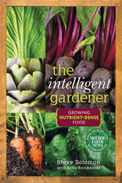 cover of The Intelligent Gardener