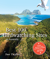 cover of Best 100 Birdwatching Sites in Australia