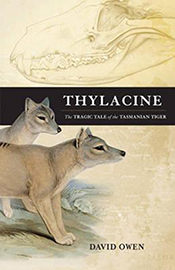 cover of Thylacine