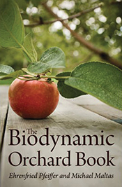 cover of The Biodynamic Orchard Book