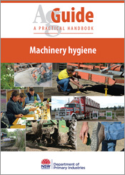 cover of Machinery Hygiene
