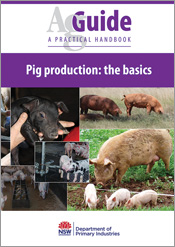 cover of Pig Production