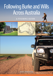 cover of Following Burke and Wills Across Australia