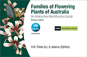 cover of Families of Flowering Plants of Australia