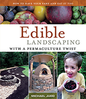 cover of Edible Landscaping with a Permaculture Twist