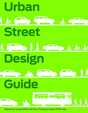 cover of Urban Street Design Guide