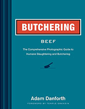 cover of Butchering Beef